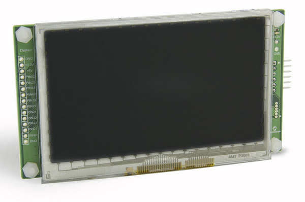 Отладочная плата «PIC32 GUI Development Board with Projected Capacitive Touch»